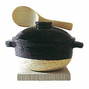 【在庫あり】【送料無料】長谷園かまどさん 1合炊きCT-02【長谷製陶】