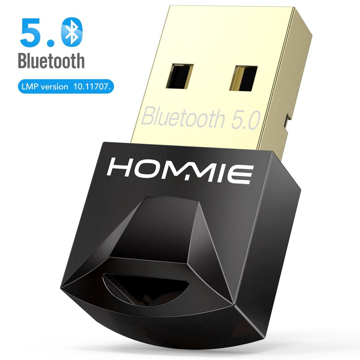 Ver5.0 Bluetoothアダプターでワイヤレス通信を簡単に追加 消費電力が約半分になる省エネ設計 最新版 Bluetooth 5.0 Bluetoothアダプター USBアダプタ 至高 ブルートゥース子機 bluetooth レシーバー パソコン PC ナノサイズ LE対応 対応 Windows10対応 USB apt-x EDR 省電力 アダプタ Dongle Class2 apt-X 評価 ドングル 超小型