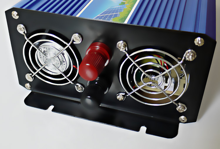 GOODGOODS 逆变器纯正弦波评级 1000 W 直流 12V 100 V 50 Hz 60 Hz 逆变器汽车产品电源设备紧急救灾玩具户外应急产品静态声音风扇与 SPI002 05P01Oct16