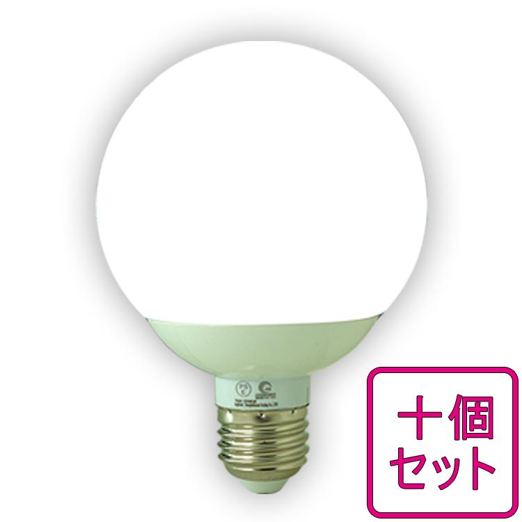 【十個セット】送料無料 LED 電球 12W 100W形相当 E26口金 LEDボール電球 ペンダントライト 長寿命 蛍光灯 シーリングライト 1480ルーメン 昼白色 広角タイプ 300°発光 省エネ 高輝度(dq12-01)