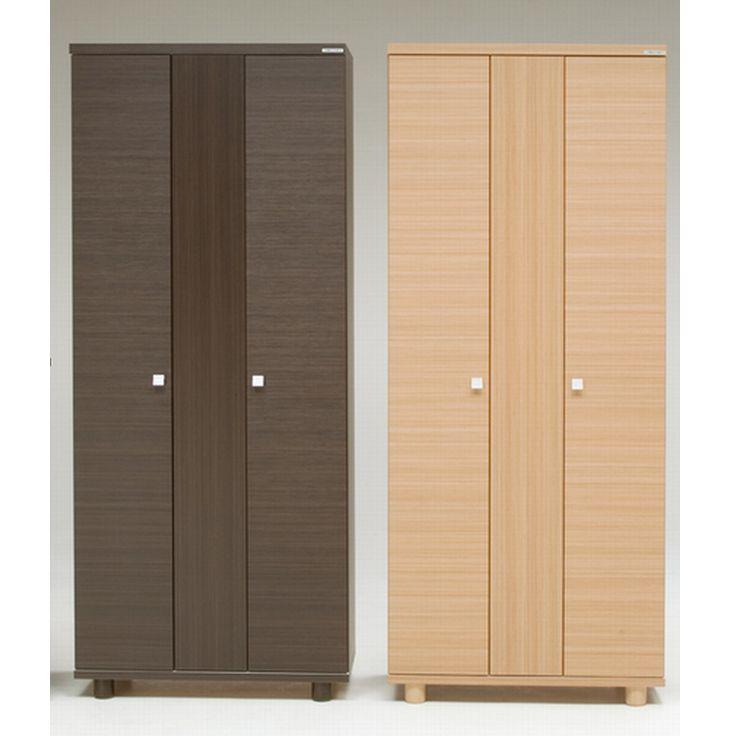 【開梱設置 送料無料(一部地域除く)】下駄箱 シューズボックス 80 日本製 完成品 大川家具 木製 ハイタイプ スリム おしゃれ 棚は取外し洗浄できます 大容量