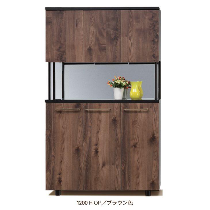 【開梱設置 送料無料(一部地域除く)】下駄箱 シューズボックス 鏡付き ミラー付き 飾り棚 120 日本製 完成品 大川家具 木製 ハイタイプ おしゃれ 棚は取外し洗浄できます 玄関収納 大容量