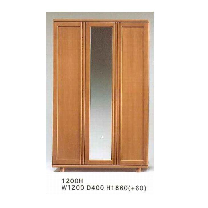 【開梱設置 送料無料(一部地域除く)】下駄箱 シューズボックス 120 姿見 鏡付き 日本製 完成品 木製 タモ材 おしゃれ 大容量 ミラー扉 木製扉 選べます