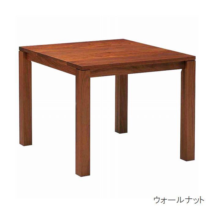 【送料無料】【開梱設置無料】ダイニングテーブル 正方形 セミオーダー テーブル おしゃれ 110×110 日本製 木製 無垢 天然木 7素材が選べる 脚のデザイン選べる開梱設置組立て