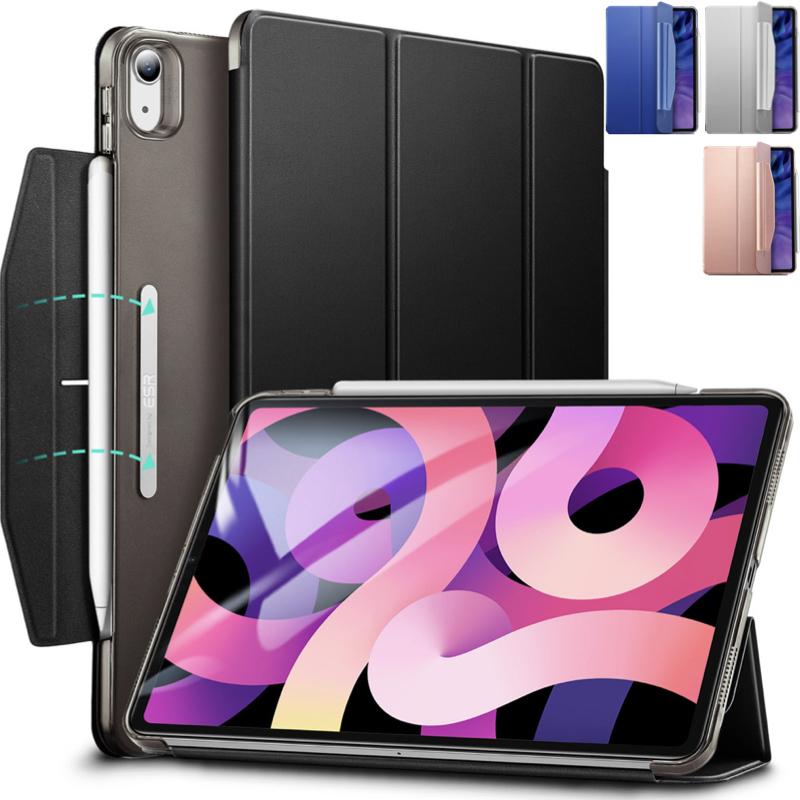 ESR iPad Air4 A2325 10.9インチ WEB限定 Pro 11 ケース 2020 オートスリープ ウェイク Apple Pencil 2 Touch ワイヤレス充電対応 ID 2021 第3世代 2021年 軽量 ID対応 2対応 11インチ 2018モデルにも対応 カバー 第5世代 Pro12.9インチ 在庫一掃売り切りセール 2020用 A2316
