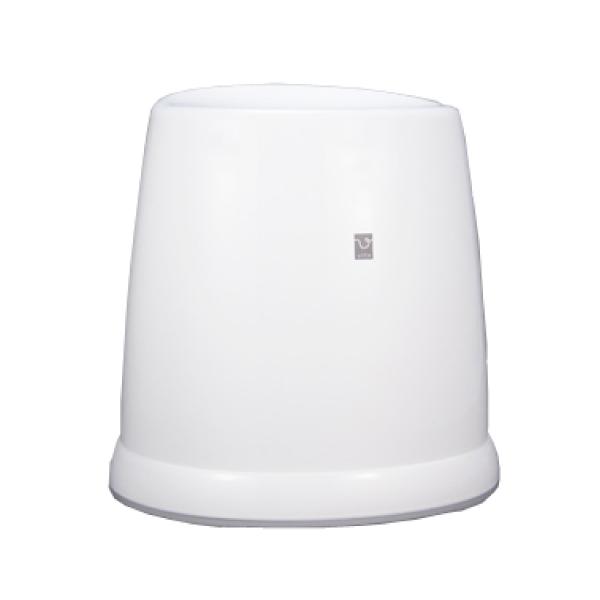 【送料無料】【●日本製】 アンティプロ 美しいホワイトの背の高い風呂椅子 (※湯桶等は別売り)【High-upr-W】【キャッシュレス 還元 対象店】