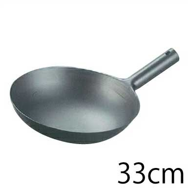 CLO チタン 北京鍋(片手鍋中華鍋) 33cm