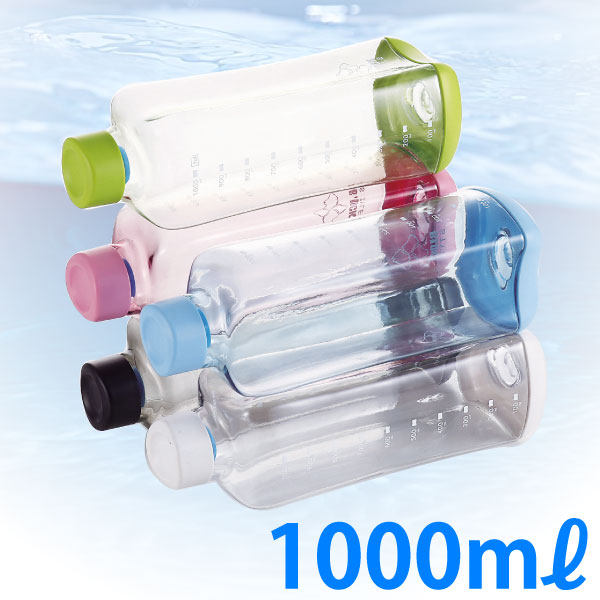 At room temperature, anywhere! Block style Aqua bottle 1000 ml color (for cold water bottle Mag bottle sports drinks) ★ reviews discount NG. NG! ★ reviews our campaign prices in!
