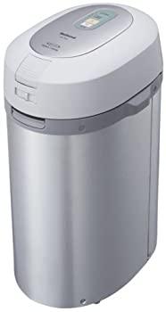 【中古】パナソニック 家庭用生ごみ処理機 リサイクラー シルバー MS-N48-S