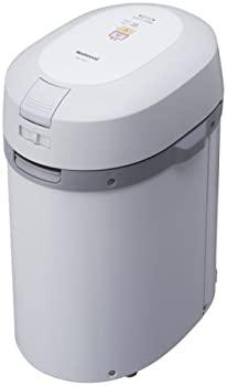 中古 パナソニック 家庭用生ごみ処理機 リサイクラー 送料無料お手入れ要らず MS-N22-H グレー 格安店