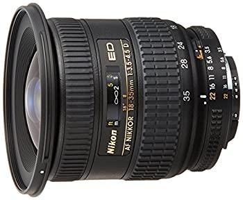 売却 中古 Nikon AF 2020新作 ズームニッコール IF ED18-35 F3.5-4.5D