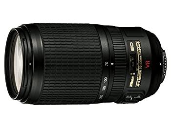 中古 クリアランスsale!期間限定! Nikon 望遠ズームレンズ AF-S VR Zoom f 期間限定特別価格 4.5-5.6G Nikkor IF-ED フルサイズ対応 70-300mm