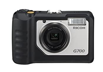 中古 RICOH 売り込み 正規激安 デジタルカメラ G700 広角28mm 防塵 174380 耐衝撃2.0m 防水5m 耐薬品性