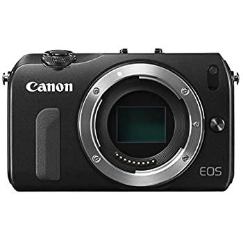 中古 格安店 Canon ミラーレス一眼カメラ EOS ボディ 予約販売 ブラック EOSMBK-BODY M