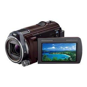 中古 SONY ビデオカメラ HANDYCAM PJ630V HDR-PJ630V-T 一部予約 内蔵メモリ64GB 毎日がバーゲンセール ボルドーブラウン 光学12倍