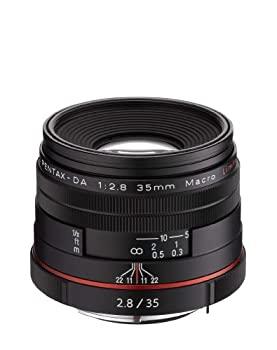 <title>中古 PENTAX リミテッドレンズ 標準単焦点マクロレンズ HD PENTAX-DA35mmF2.8 [並行輸入品] Macro Limited ブラック Kマウント APS-Cサイズ 21450</title>