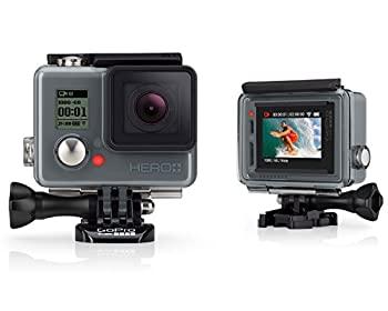 中古 GoPro ウェアラブルカメラ CHDHB-101-JP HERO+LCD タッチディスプレイ搭載 毎日がバーゲンセール ◆在庫限り◆