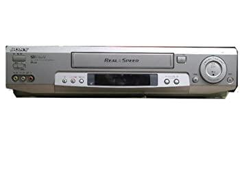 中古 着後レビューで 新作アイテム毎日更新 送料無料 SONY SLV-R300 VHSビデオデッキ