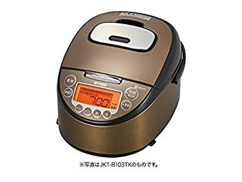 中古 タイガー IH炊飯ジャー 定番キャンバス 1升 炊きたて 新色追加 JKT-B183-TK