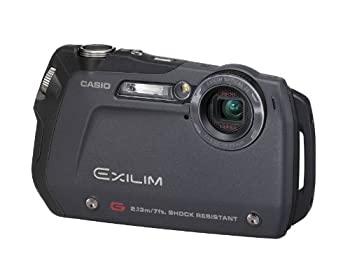 激安通販販売 中古 ファクトリーアウトレット CASIO デジタルカメラ EX-G1BK ブラック EXILIM-G