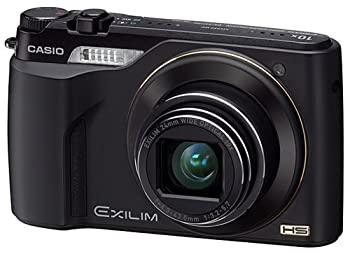 中古 CASIO デジタルカメラ 物品 EXILIM FH100 EX-FH100BK ブラック 爆買い新作
