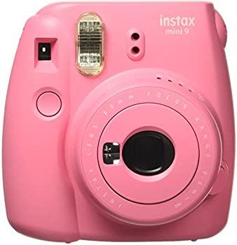 中古 Fujifilm Instax Mini ピンク - 祝開店大放出セール開催中 9インスタントカメラ 買取 フラミンゴピンク