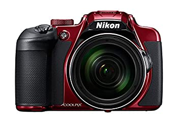 <title>中古 Nikon デジタルカメラ COOLPIX B700 光学60倍ズーム2029万画素? レッド B700RD マート</title>
