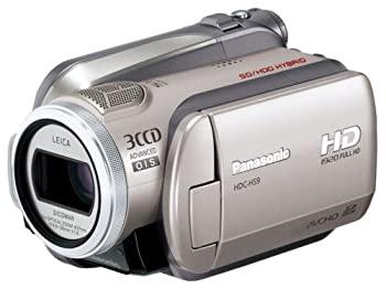 中古 特売 パナソニック デジタルハイビジョンビデオカメラ HDC-HS9-N NEW ARRIVAL HS9 シャンパンゴールド