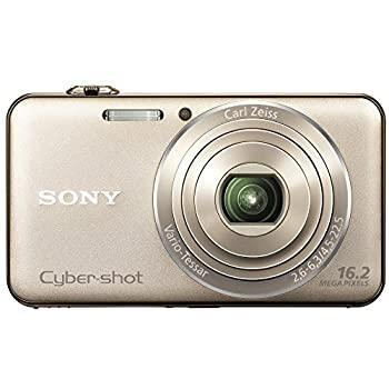 【中古】ソニー SONY Cyber-shot WX50(1620万CMOS/光学x5)ゴールド DSC-WX50/N