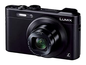 中古 パナソニック 年中無休 デジタルカメラ ルミックス LF1 ブラック DMC-LF1-K 商店 光学7.1倍