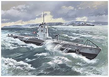 【中古】ICM 1/144 ドイツ軍 Uボート タイプIIB 1939年 プラモデル S009