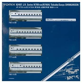 中古 TOMIX Nゲージ 新作製品 豊富な品 世界最高品質人気 N700 1000系 東海道 電車 92487 A 山陽新幹線 鉄道模型 増結セット