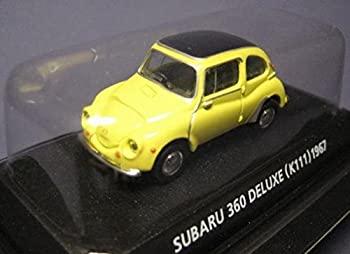 コナミ 1/64 絶版名車コレクション Vol,4 スバル 360 デラックス 型式K111 1967 黄色:GoodLifeStore