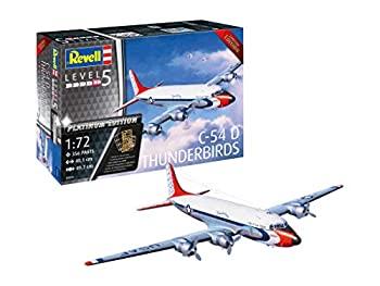 中古 ドイツレベル 1 72 アメリカ空軍 売買 お気にいる サンダーバーズ プラモデル C-54D 03920