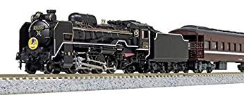 【中古】KATO Nゲージ D51 200 + 35系 SLやまぐち号 6両セット【特別企画品】10-1499 鉄道模型 客車
