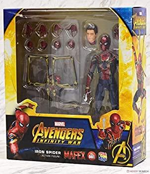 安売り 中古 メディアコムトイズ Mafex アイアンスパイダー スパイダーマン アベンジャーズ S.H.フィギュアーツ 驚きの値段で