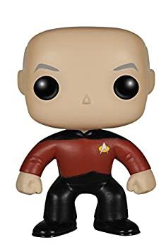 中古 新スタートレックキャプテンジャン=リュック ピカードポップ ビニール図 Star Trek: The Pop Picard Generation Next Captain ◇限定Special Price 激安特価品 Jean-Luc Vinyl