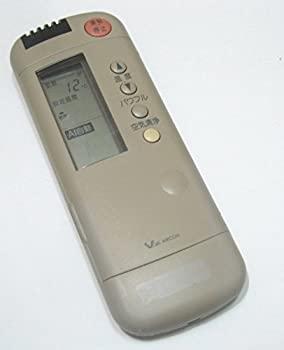 激安価格と即納で通信販売 中古 VGAS マーケティング AIRCON WR-A1P エアコン用リモコン