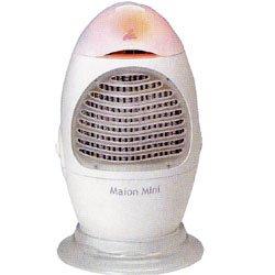 中古 TOYOTOMI マイオンミニ マイルド加湿機能付きマイナスイオン発生器 永遠の定番モデル EK-2 W フローラルホワイト 買い取り