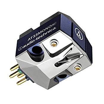 オーディオテクニカ MC型 ムービングコイル モノラルカートリッジ AT33MONOGjpqMLSzUV
