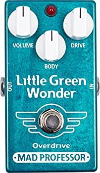 中古 Mad Professor マッドプロフェッサー エフェクター FACTORY オーバードライブ Little 奉呈 FAC Series 2020モデル Green Wonder