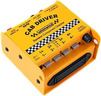 中古 whirlwind スピーカーチェッカー DRIVER 期間限定 CAB 割引