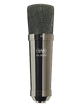 在庫一掃売り切りセール 中古 CAD Audio GXL2200BP Microphone a cardioide Ohm 大注目 75 condensateur