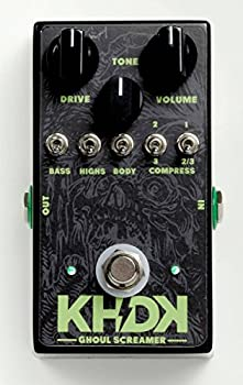 最安値挑戦 中古 KHDK Electronics Ghoul Screamer Kirk Overdrive Hammett アウトレット☆送料無料