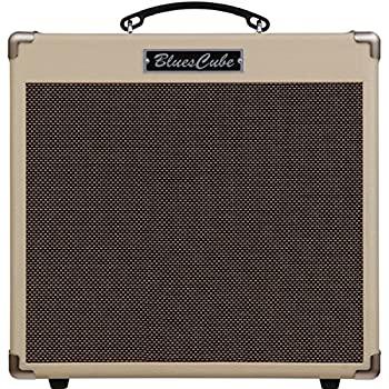中古 Roland ローランド Blues Cube Blonde Vintage Amplifier 登場大人気アイテム Hot Guitar 激安セール