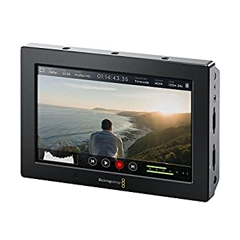 【気質アップ】 【】Blackmagic Ultra Design【】Blackmagic モニター一体型ポータブルレコーダー Video Assist 4K 4K 7インチフルHDモニター Ultra HD収録対応 HYPERD/AVIDAS74K, アーバーライフ:73150098 --- baecker-innung-westfalen-sued.de