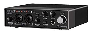 買取り実績  【】スタインバーグ Steinberg USB3.0 オーディオインターフェイス UR22C, 玉造町 114710a5