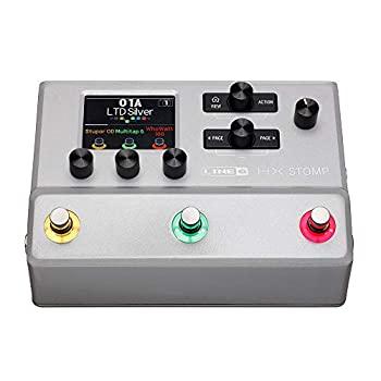 大切な 【】LINE6/ HX STOMP【】LINE6 Silver プロフェッショナル 限定カラー コンパクト/ プロフェッショナル ギタープロセッサー エフェクター, vif:12e5891d --- baecker-innung-westfalen-sued.de