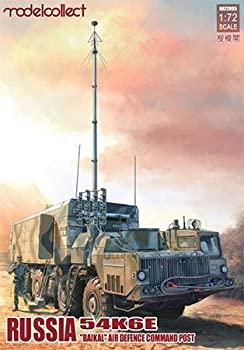 中古 モデルコレクト 最新 1 AL完売しました 72 ロシア軍 防空指揮車 54K6E プラモデル MODUA72095 バイカル