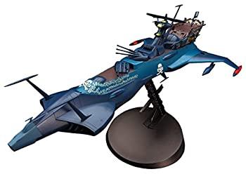 選択 中古 ハセガワ クリエイターワークスシリーズ 宇宙海賊 返品送料無料 キャプテンハーロック 1978TVアニメ版 アルカディア 宇宙海賊戦艦 二番艦 プラ 1 1500スケール